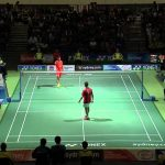 Why is Badminton Considered Similar to Doing Aerobics?