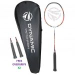Rackets by Dynamic Shuttle Sports Review