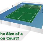What's the Size of a Badminton Court?